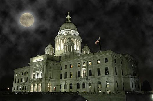 Rhode Island State Capitol by Rafael Figueroa