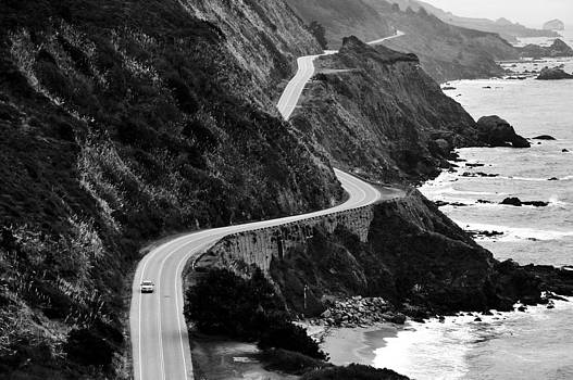 Ribbon of Highway by Joe Josephs