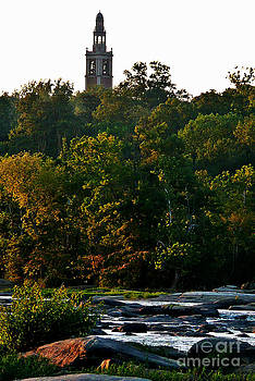 Richmond River Rock by Scott Allison