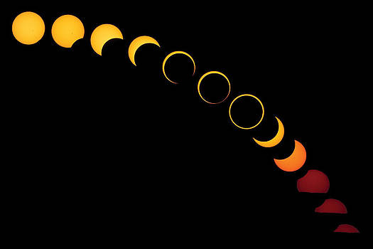 Sylvia J Zarco - Ring of Fire - 2012 Annular Eclipse