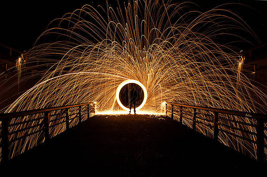 Ring of fire by Lars Bulow