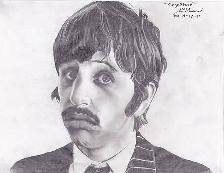 Ringo Starr by Ethan Morehead