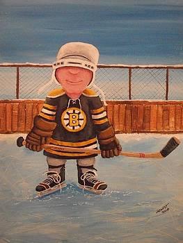 RinkRattz - Jonny - Boston  by Ron  Genest