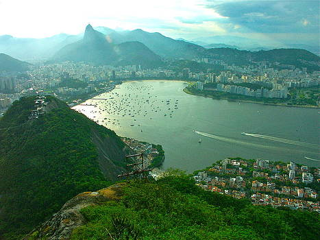 RIO de JANIERO. BREATHTAKING  by Michael Clarke JP