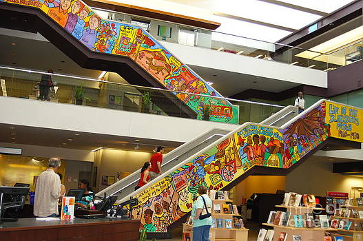 Rise Up in the Library by Diane Stresing