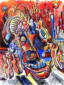 Jon Baldwin  Art - Risperdal