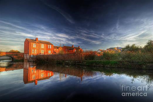 Yhun Suarez - River Reflections