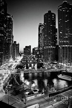 River View BW by Nicole A Talbot