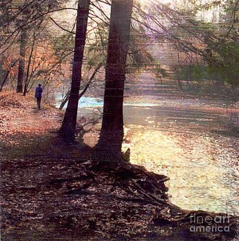 River walk by Bob Senesac