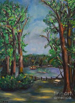 Riverbend Park by Karen Francis