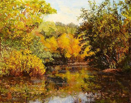 River's Bend by Joe Bergholm