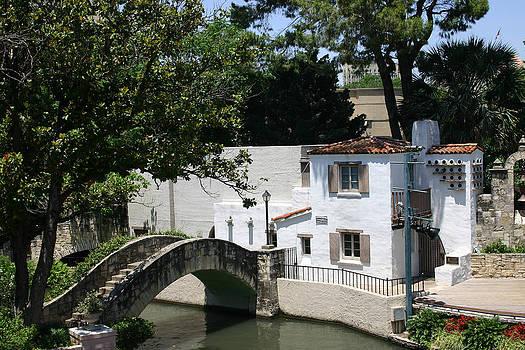 Nina Fosdick - Riverwalk Bridge