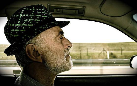 Road of memories by Ditte Stroejer