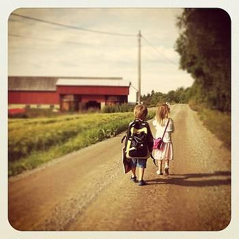Roadtrip by Baard Martinussen
