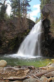 Roaring Water Fall by Wyatt Rivard