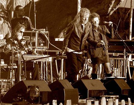 Dennis Jones - Robert Plant 5627 Sepia