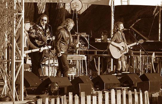 Dennis Jones - Robert Plant BOJ 5499 Sepia