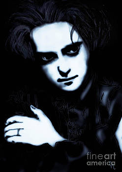 Robert Smith The Cure by Christina Mcmillen