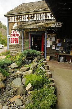 John Greaves - Rock Creeks Trading Post