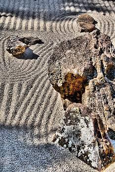 Lynnette Johns - Rock Garden - HDR