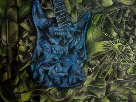 Rock N' Roll  by Duane Mathes