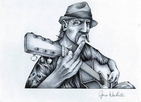 Rock' n' Roller by Jamie Warkentin