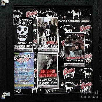 Anne Ferguson - Rock Posters