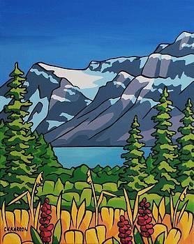 Rockies by Christine Karron