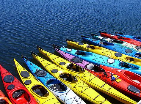Rockport Kayaks by Don Margulis