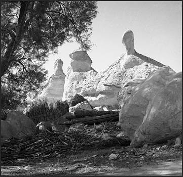 Rocks 1 by Fuad Azmat