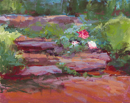 Rocks and Roses by Marsha Savage
