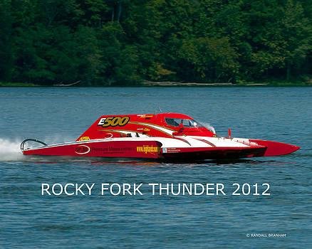Randall Branham - ROCKY FORK THUNDER 2012