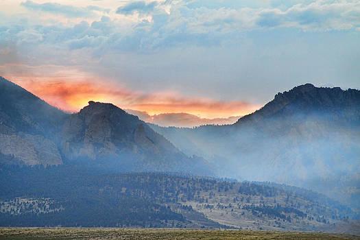 James BO  Insogna - Rocky Mountain Glow
