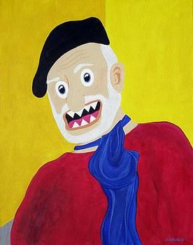 Roger Swezey  Artist by Sal Marino