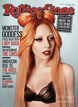 Rolling Stone Cover - Volume #1132 - 6/9/2011 - Lady Gaga by Ryan McGinley