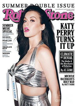 Rolling Stone Cover - Volume #1135 - 7/7/2011 - Katy Perry by Terry Richardson