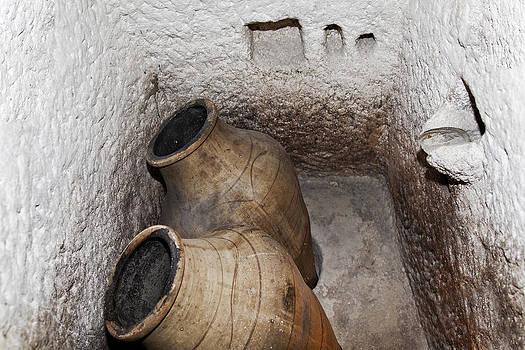 Kantilal Patel - Roman Bathroom