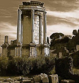 Roman Column by Blake Yeager