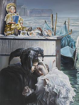 Romance by Victor Hagea