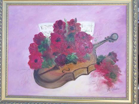 Romantic Interlude by Arlene Gibbs