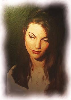 Romantic Portrait by Pavlos Vlachos