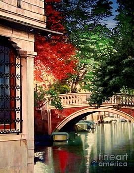 Romanticismo di Venezia by Pamela Roehm