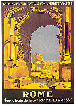 Roger Broders - Rome