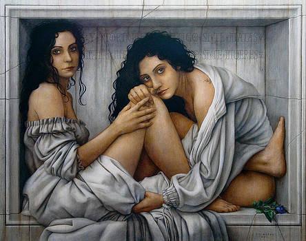Romeo And Juliet by Jose Luis Munoz Luque