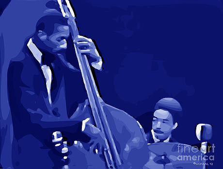 Walter Oliver Neal - Ron Carter and Tony Williams