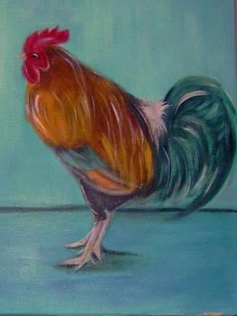 Rooster 2 by Joseph Ferguson