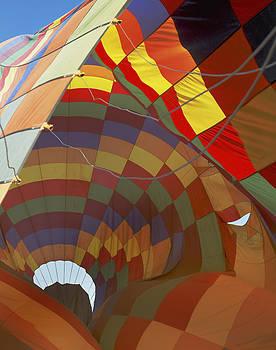 Kantilal Patel - Ropes Deflating Balloon