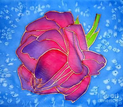 Rose Gift by Dye n  Design