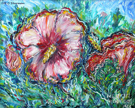 Rose of Sharon by M c Sturman