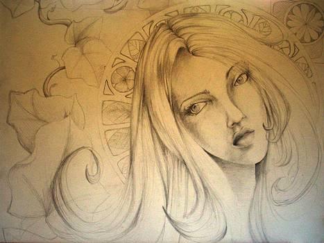 Diane Peters - Rose Window
